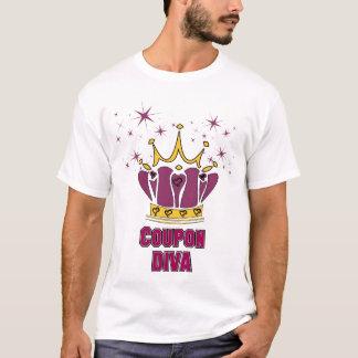 Coupon Diva T-Shirt