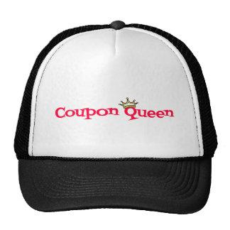 Coupon Queen Cap