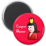 Coupon Queen Magnet