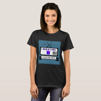 Coupon t-shirt for bargain hunters and couponers