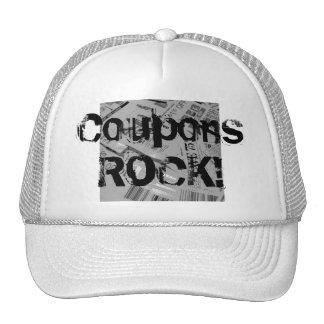 Coupons ROCK! Cap