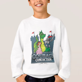 Courage Concoction Not Encrypted Sweatshirt