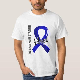 Courage Faith Hope 5 CFS T-shirts