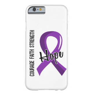 Courage Faith Hope 5 Lupus Barely There iPhone 6 Case
