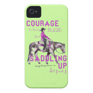 Courage iPhone 4 Case-Mate Case