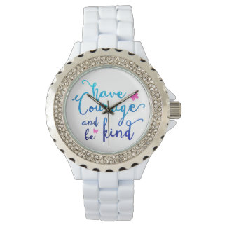 Courage & Kindness Women's Wristwatch