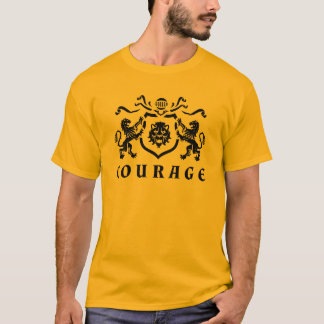 Courage Lions Blazon T-Shirt
