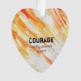 Courage Lm Ornament