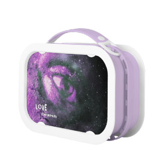 Courageously LOVE Lunch Box