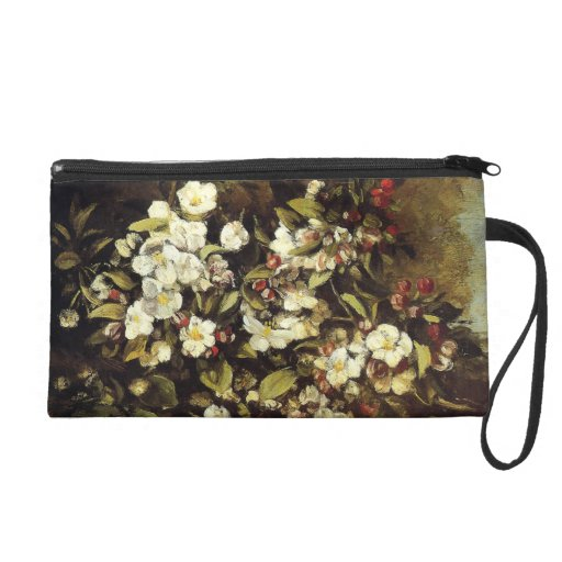 Courbet Branch of Apple Blossoms Wristlet