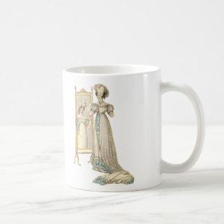 Court Dress 1822 Coffee Mug