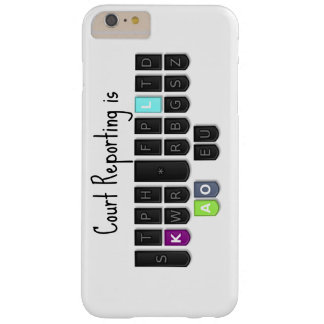 Court Reporting is Cool Steno Keyboard Case