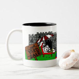 Court Yard Sale Coffee Mug