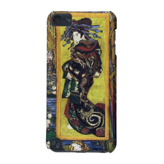 Courtesan (after Eisen) by Van Gogh iPod Touch 5G Cases