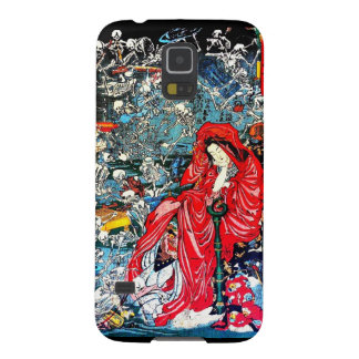 Courtesan of Hell Galaxy S5 Cases