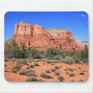 Courthouse Rock Mouse Pad