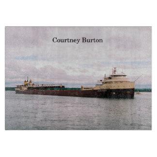 Courtney Burton cutting board