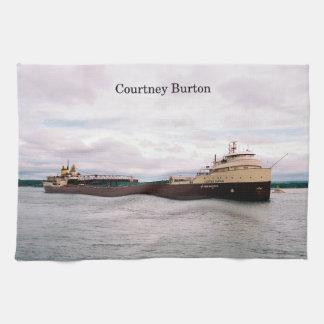 Courtney Burton Kitchen Towel