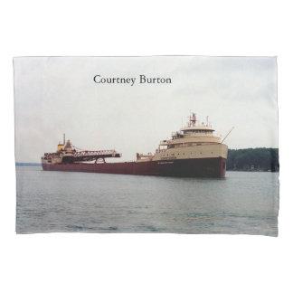 Courtney Burton pillow case