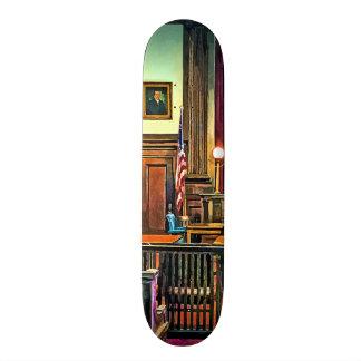 Courtroom Skateboard