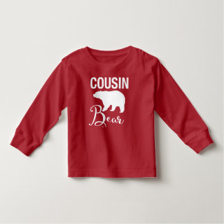 Cousin Bear Toddler T-Shirt