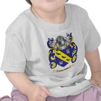 Cousin Coat of Arms T-shirt