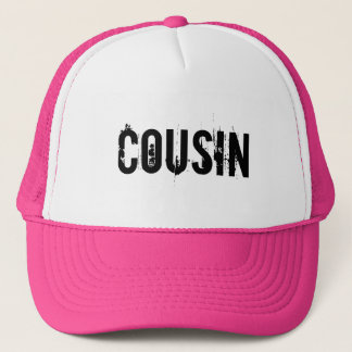 COUSIN - TRUCKER HAT