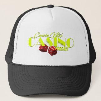 Cousin Vito's Casino Logo Hat