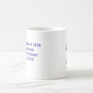 Cousino Class of 1975 35th Reunion golf mug... Basic White Mug