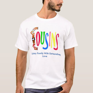 COUSINS Basic Men T-shirt