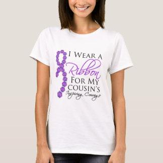 Cousin's Inspiring Courage - Pancreatic Cancer T-Shirt
