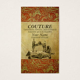 COUTURE - Business Card