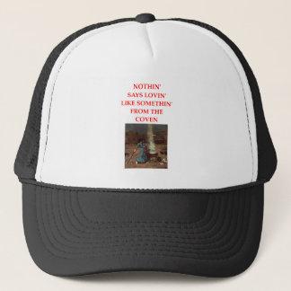 COVEN TRUCKER HAT