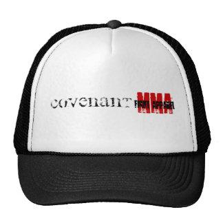covenant mma mesh hat