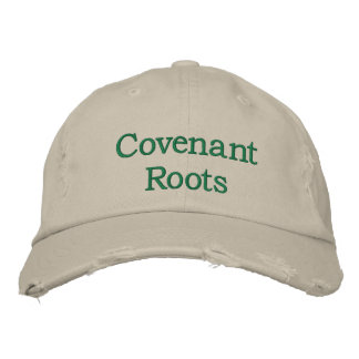 Covenant Roots Cap Embroidered Hat