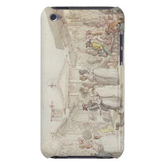 Covent Garden Market, c.1795-1810 (pen and ink, w/ Case-Mate iPod Touch Case