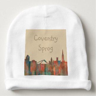 Coventry England Skyline-Navaho Baby Beanie
