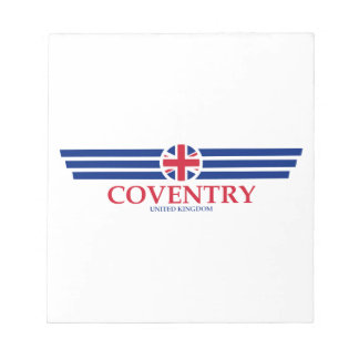 Coventry Notepad