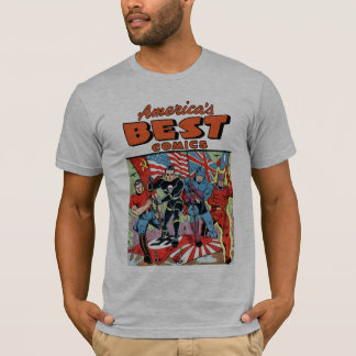 Cover Art America's Best Comic Book Number 10 T-Shirt