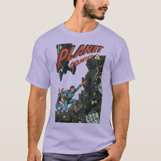 Cover Art: Planet Comics #1 T-Shirt