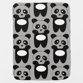 Cover baby Panda baby Buggy Blankets