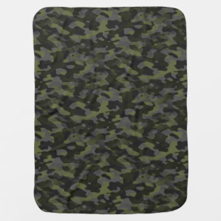 Cover baby Pattern Camouflage Baby Blanket