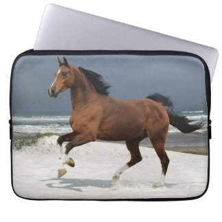 Cover computer 13 inches déco horse computer sleeve