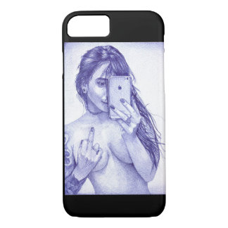 Cover for iPhone/iPad with illustrations to