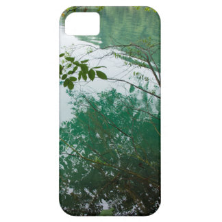 Cover for iPhone reflected in the water iPhone 5 Cases
