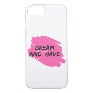 Cover for iphone with motivating messages