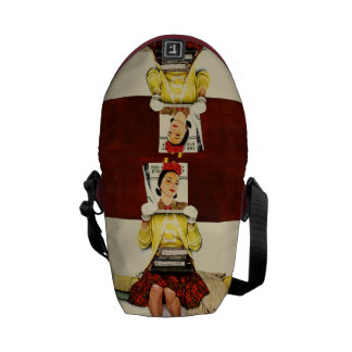 Cover Girl Courier Bags