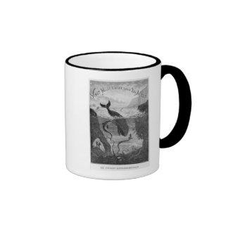 Cover Illustration 20 000 Leagues Under the Sea Coffee Mug