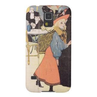 Cover illustration for 'La Vie en Rose', 1903 (col Galaxy S5 Case