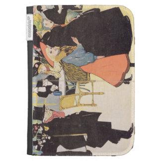 Cover illustration for La Vie en Rose 1903 col Kindle 3G Covers